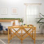 How To Make A Diy Buffet Table Diy Sideboard