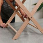 How To Make A Folding Wooden Camp Stool Home Improvement Projects To Inspire And Be Inspired Dunn Diy Seattle