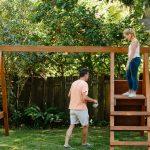 How To Build A Diy Wooden Swing Set Dunn Diy