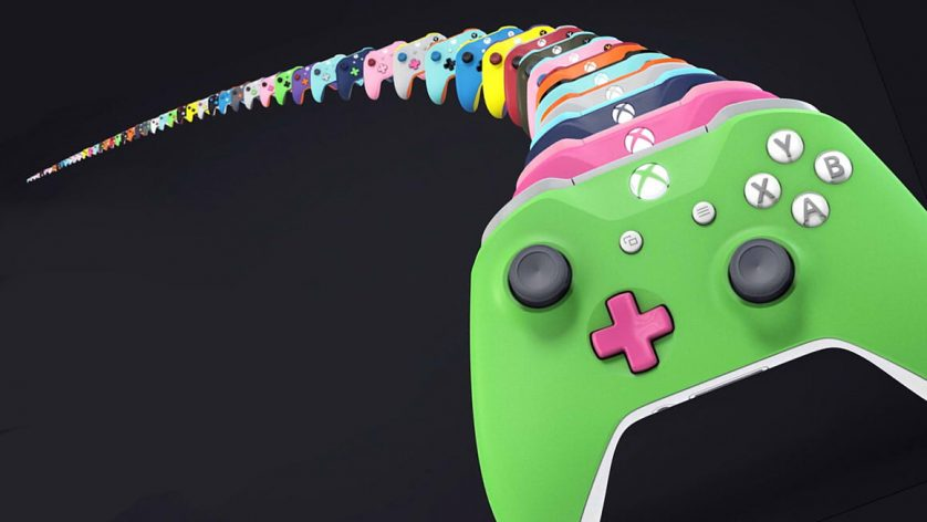 Custom Xbox One Controllers Wont Be Launching In New