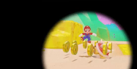 No Game Over Screen in Super Mario Odyssey