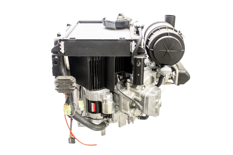 26hp Kawasaki Fd731v Engine Liquid Cooled 1 X4 5 16