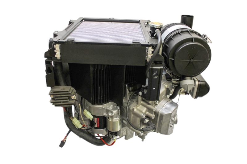 26hp Kawasaki Vert Engine 1 1 8 Dx4 5 16 L Liquid Cooled