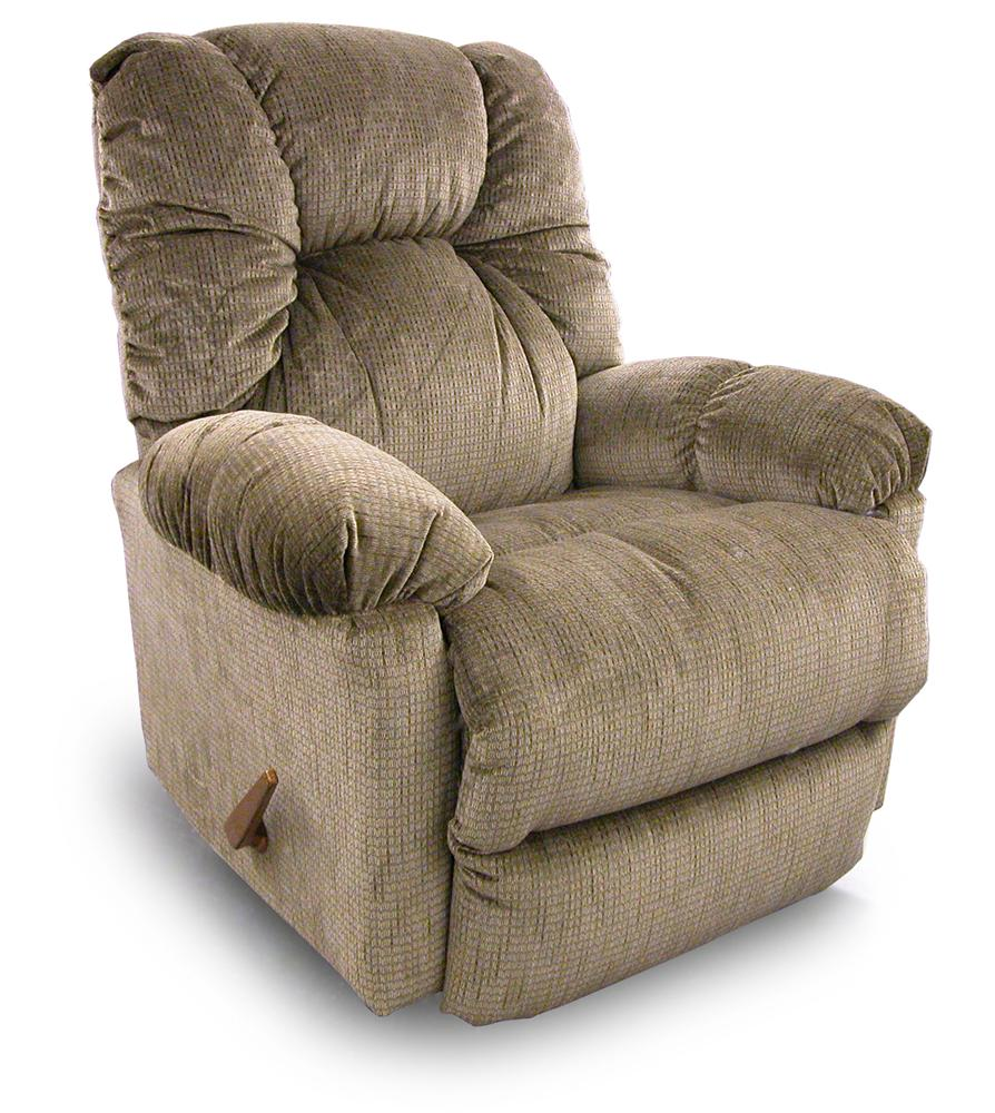 Romulus Swivel Rocking Reclining Chair By Best Home Furnishings Wolf And Gardiner Wolf Furniture