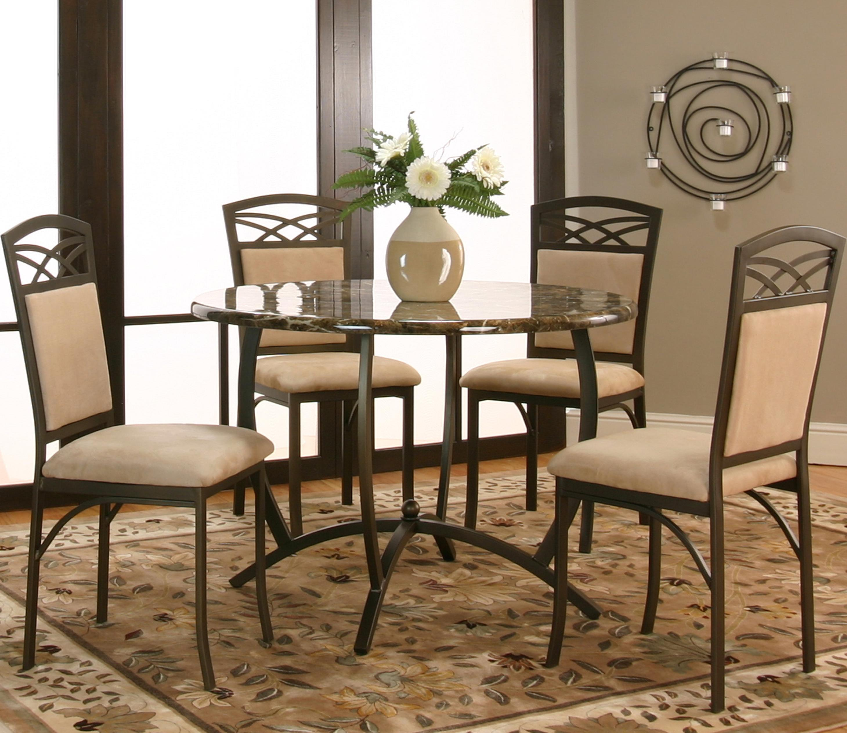 5 Piece Table and Chair Set by Cramco  Inc   Wolf and Gardiner Wolf     5 Piece Dining Set