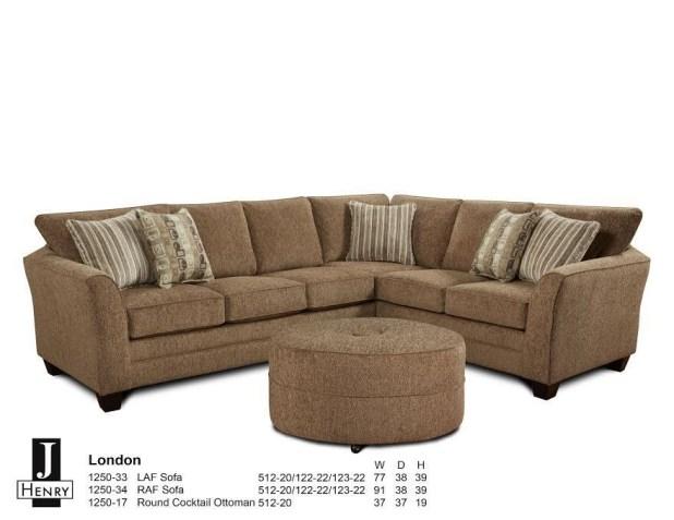 J Henry Sectional Sofa Www Stkittsvilla Com