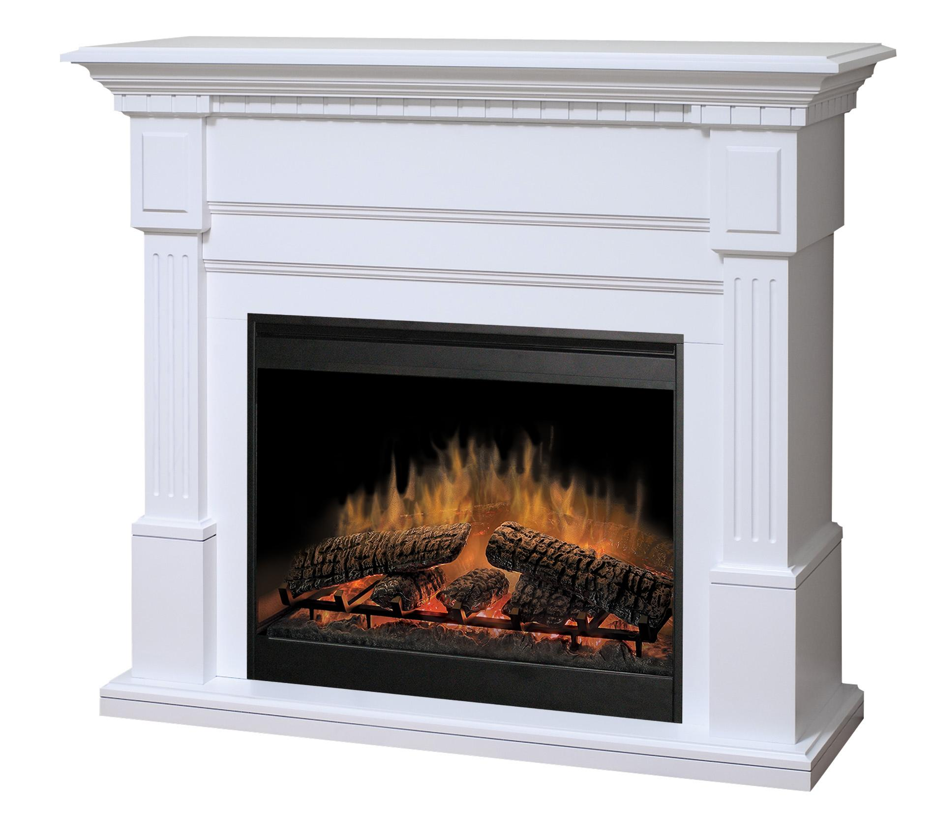 Eswhite Electric Fireplace By Dimplex
