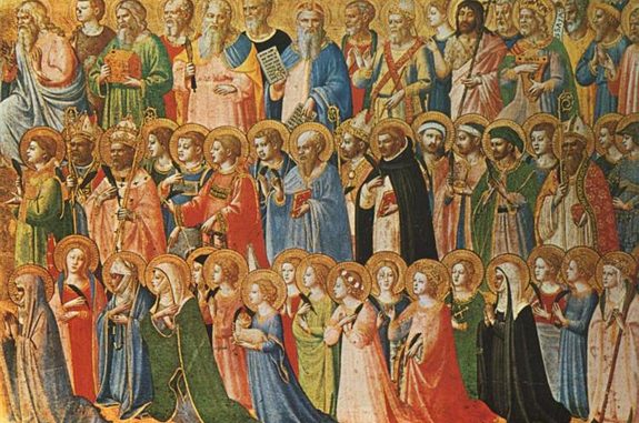 The saints are sealed, called, and saved by God – Catholic World Report