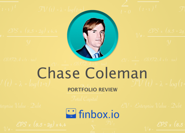 7 Tech Stocks Chase Coleman's Buying Heading Into 2018