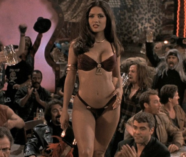 Robert Rodriguez Picked Up A Tarantino Script For 1996s From Dusk Till Dawn A Gonzo Action Thriller Horror Hybrid About A Pair Of Neer Do Well Brothers