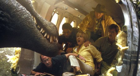 Hear Us Out: Jurassic Park 3 Is The Series Standout – Because It's A  Full-On Horror Movie << Rotten Tomatoes – Movie And TV News