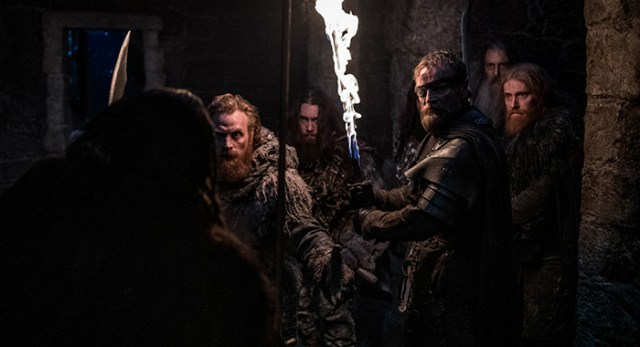 Tormund, Berric and the Night's Watch in Game of Thrones season 8 premiere (Helen Sloan/HBO)