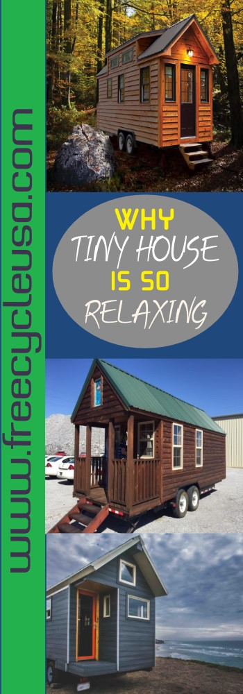 Relaxing Tiny House