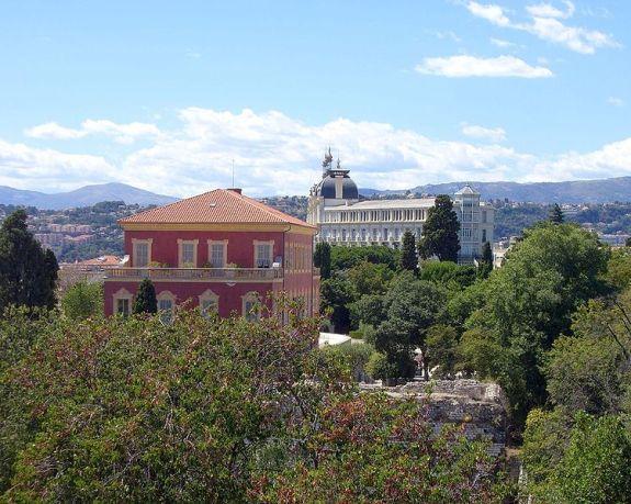 Matisse Museum in Nice France
