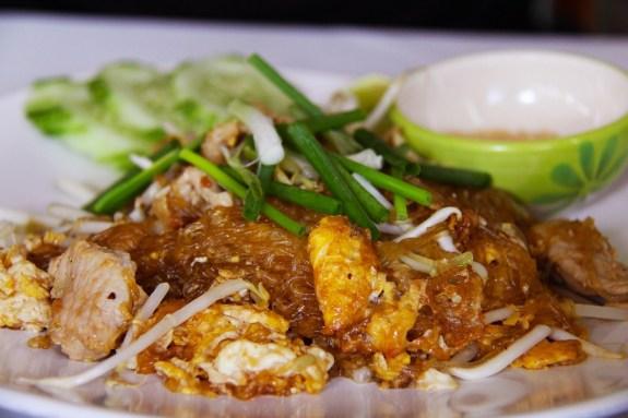Thai food in Koh Samui