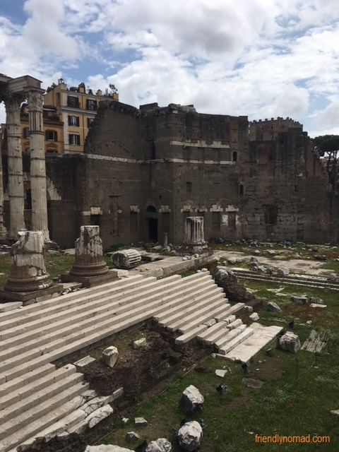 """The Roman Forum... putting the """"ruins"""" into Rome"""