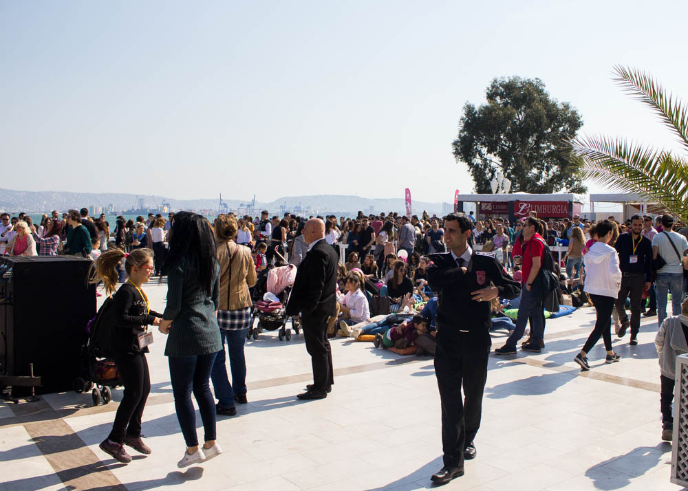 201 7FunkTravels Izmir Chocolate Festival