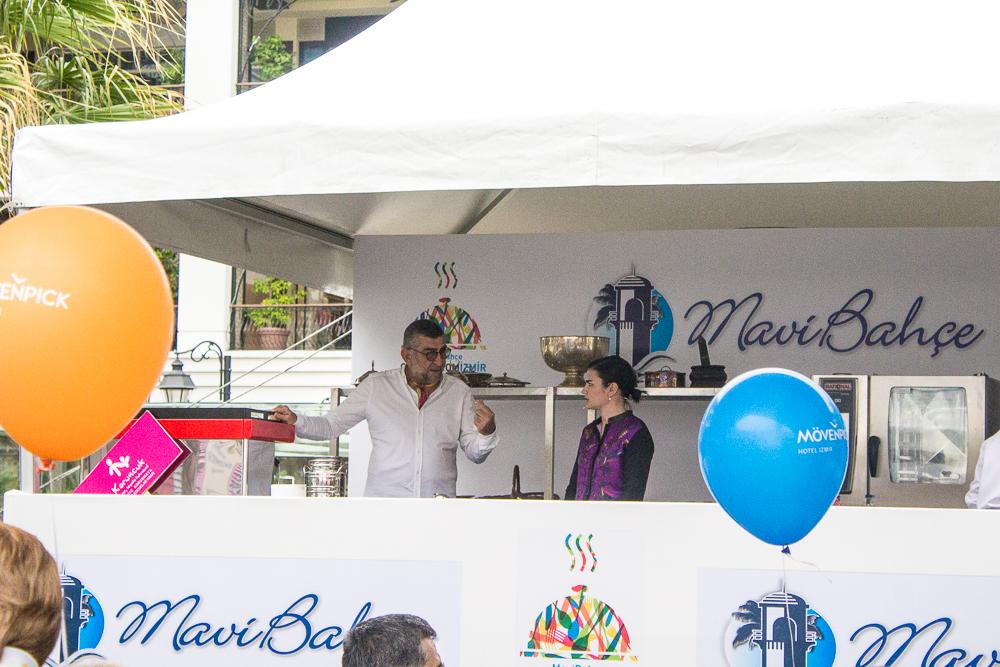 MaviBahçe GastronomIzmir Festival