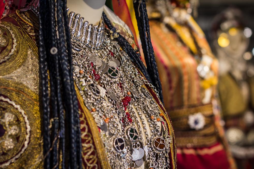 Turkey Izmir Doganbey Costume Museum