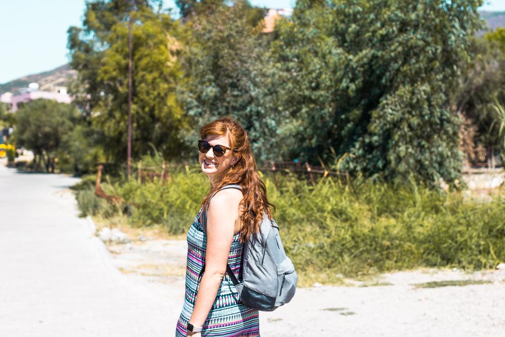 Catie FunkTravels Izmir Turkey Urkmez