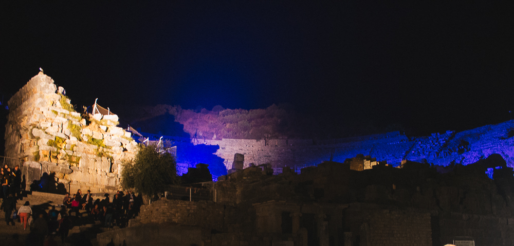 2017Catie Funk Travels Ephesus Ballet Izmir Turkey