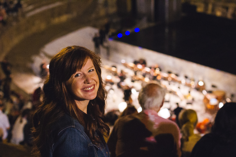 2017 Catie Funk Travels Ephesus Ballet Izmir Turkey
