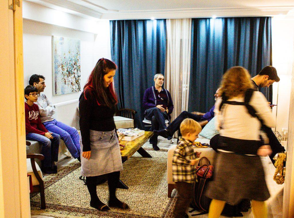Expat Thanksgiving Turkey Izmir