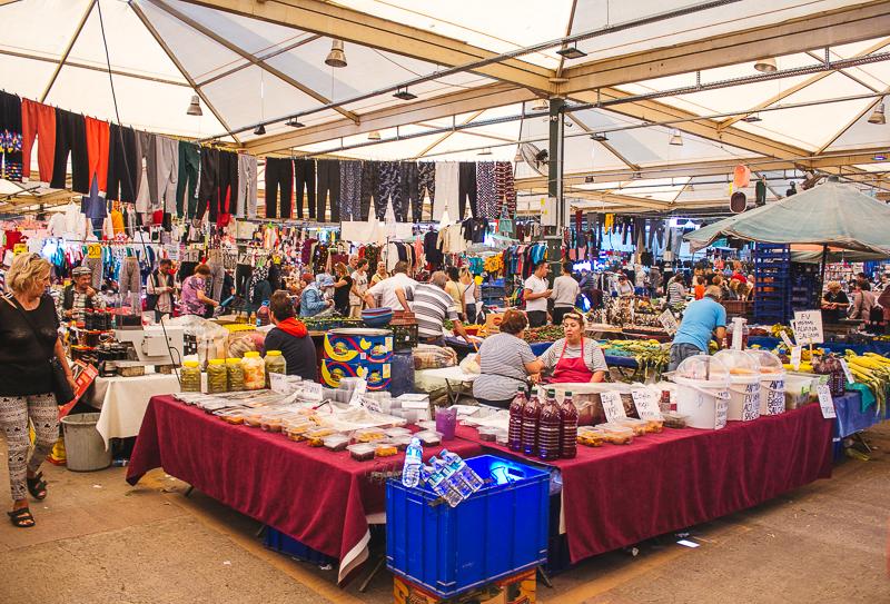 Bostanlı Pazar Izmir Turkey