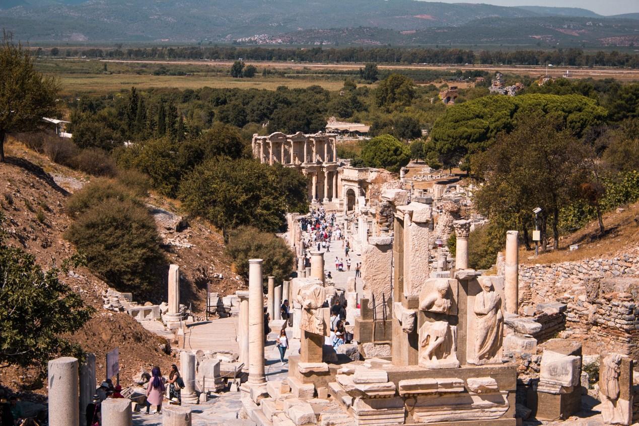 Ephesus Izmir Turkey