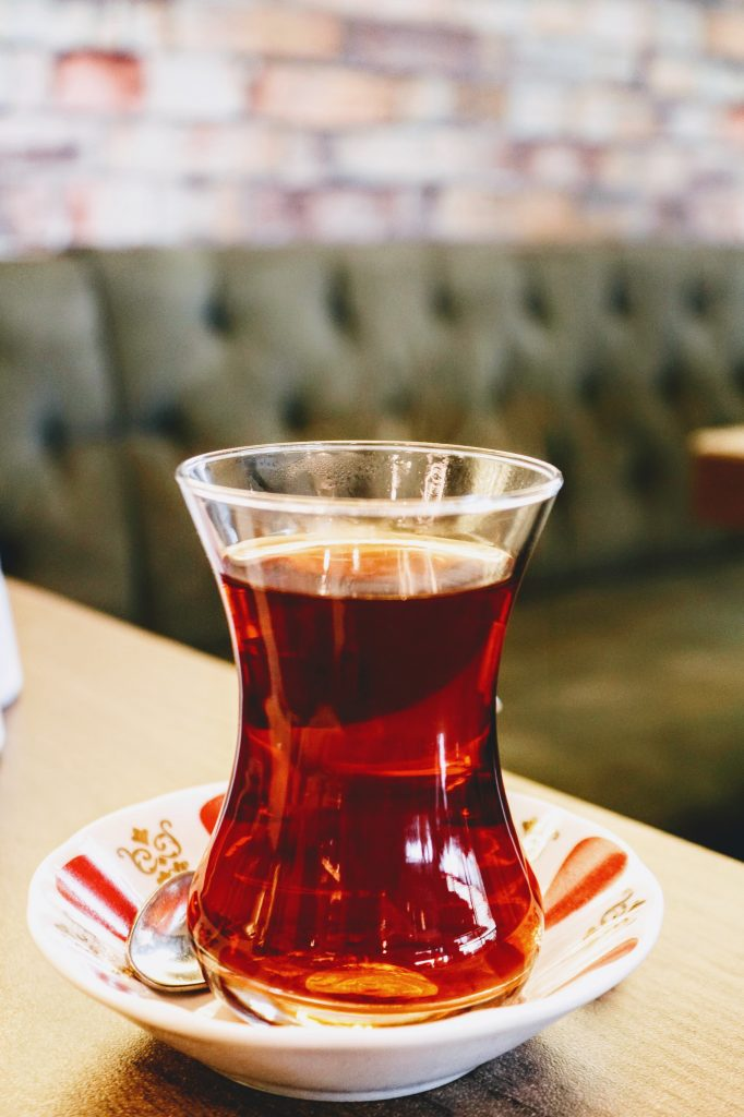 TasteslikeTurkey NiaMcRay Izmir Turkey Çay Tea Time