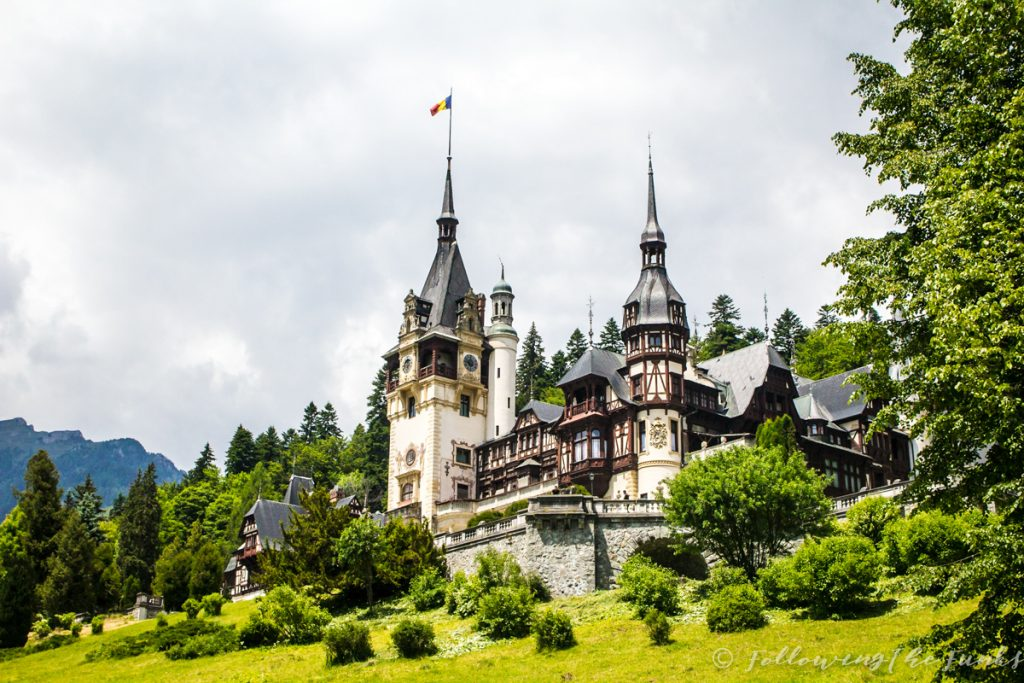 Romania Travel Guide Peles Castle