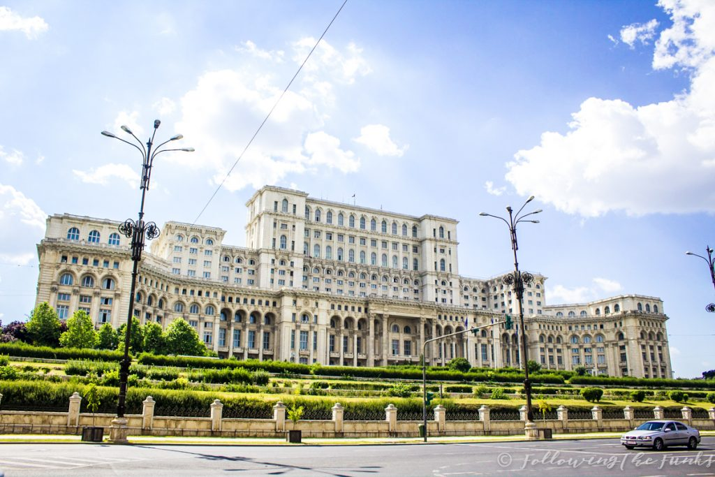 Romania Travel Guide Bucharest