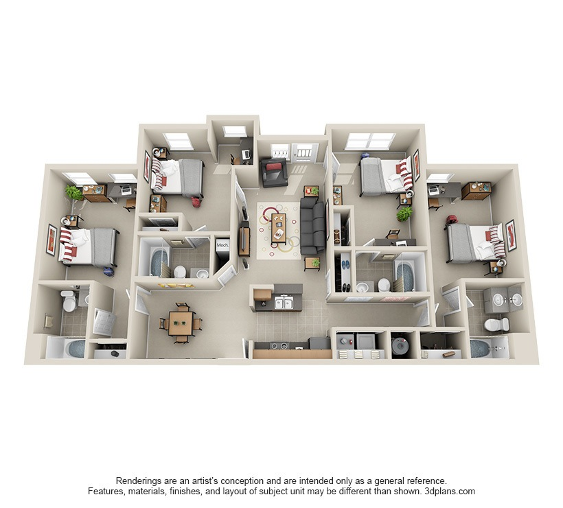 4 Bedroom Townhomes In Atlanta Ga Www Redglobalmx Org