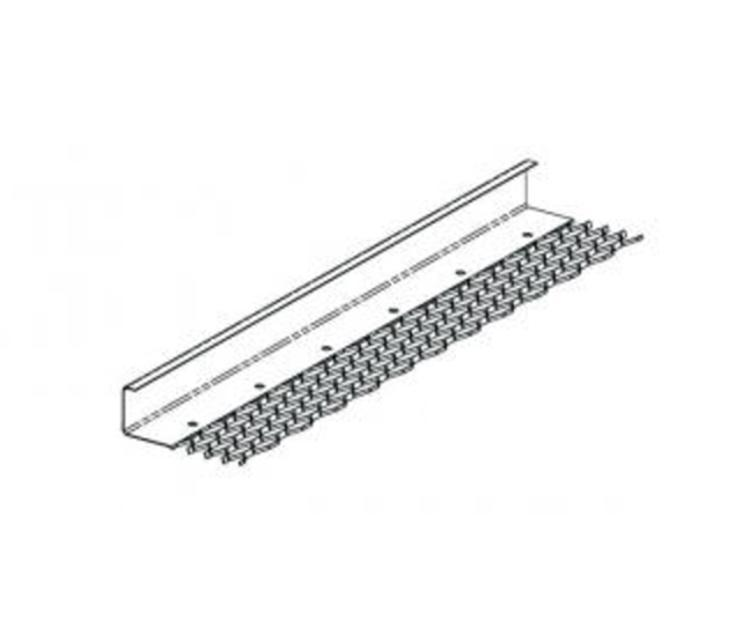 34 In X 10 Ft CEMCO 66 Expanded Flange Casing Bead At