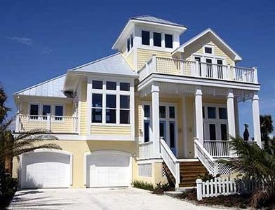 Classic Coastal House Plan   13128FL   Architectural Designs   House     Classic Coastal House Plan   13128FL thumb   01