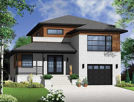 Modern Comforts and Style - 22336DR | 2nd Floor Master ...