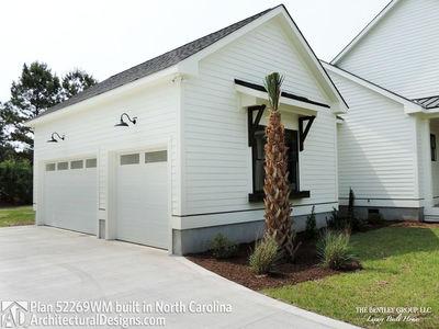 Modern Farmhouse Plan 52269WM Comes To Life In North Carolina