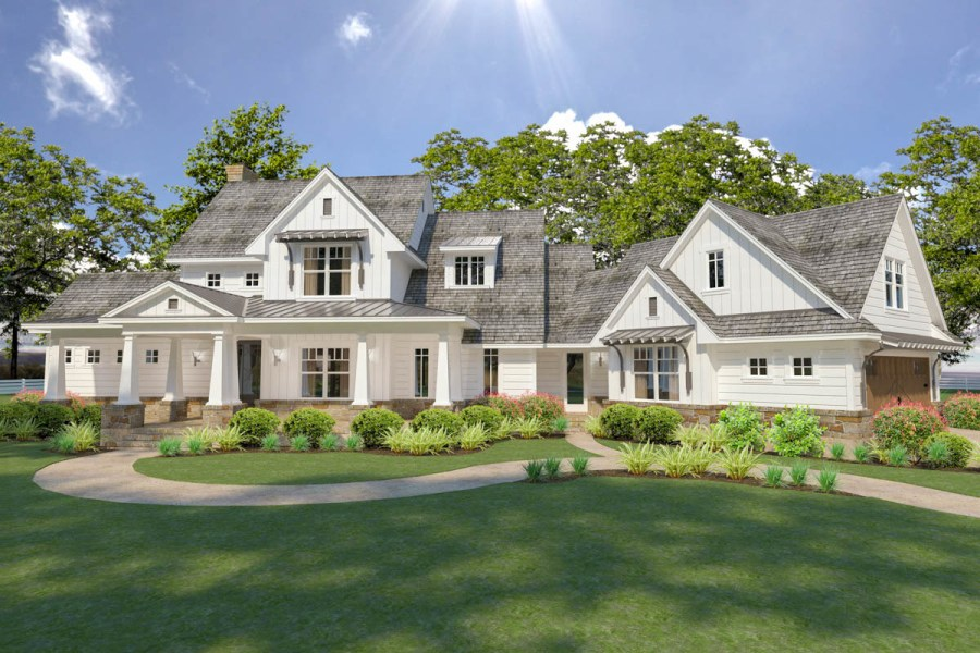 Country House Plans   Architectural Designs Country House Plans