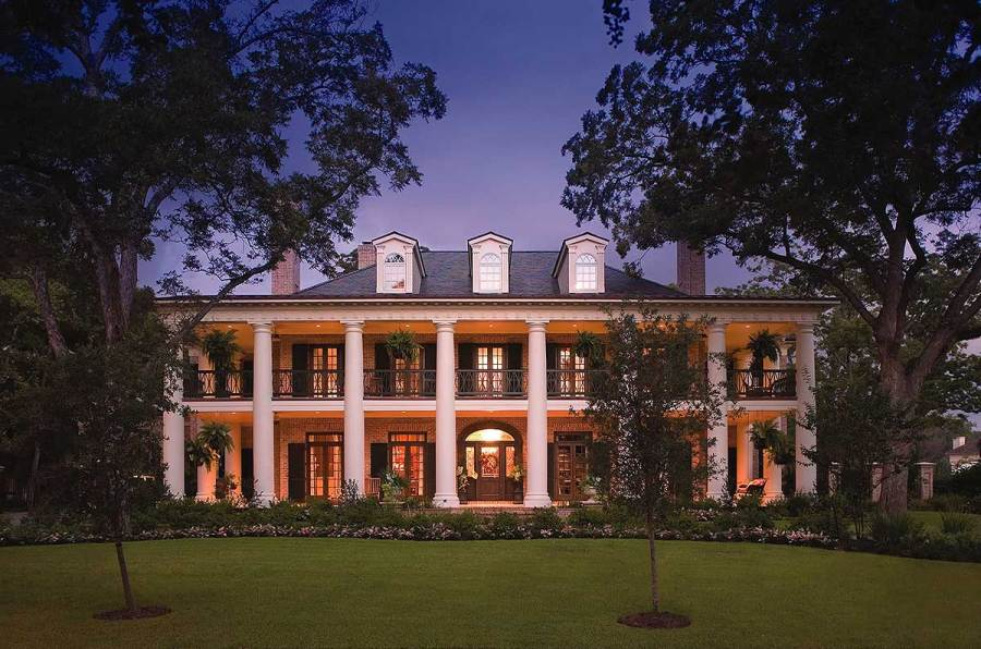 Your Very Own Southern Plantation Home   42156DB   Architectural     Your Very Own Southern Plantation Home   42156DB   Architectural Designs    House Plans