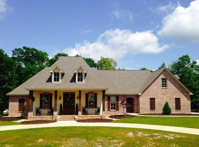 French Country Home Plan With Bonus Room   56352SM   Architectural     French Country Home Plan With Bonus Room   56352SM   Architectural Designs    House Plans