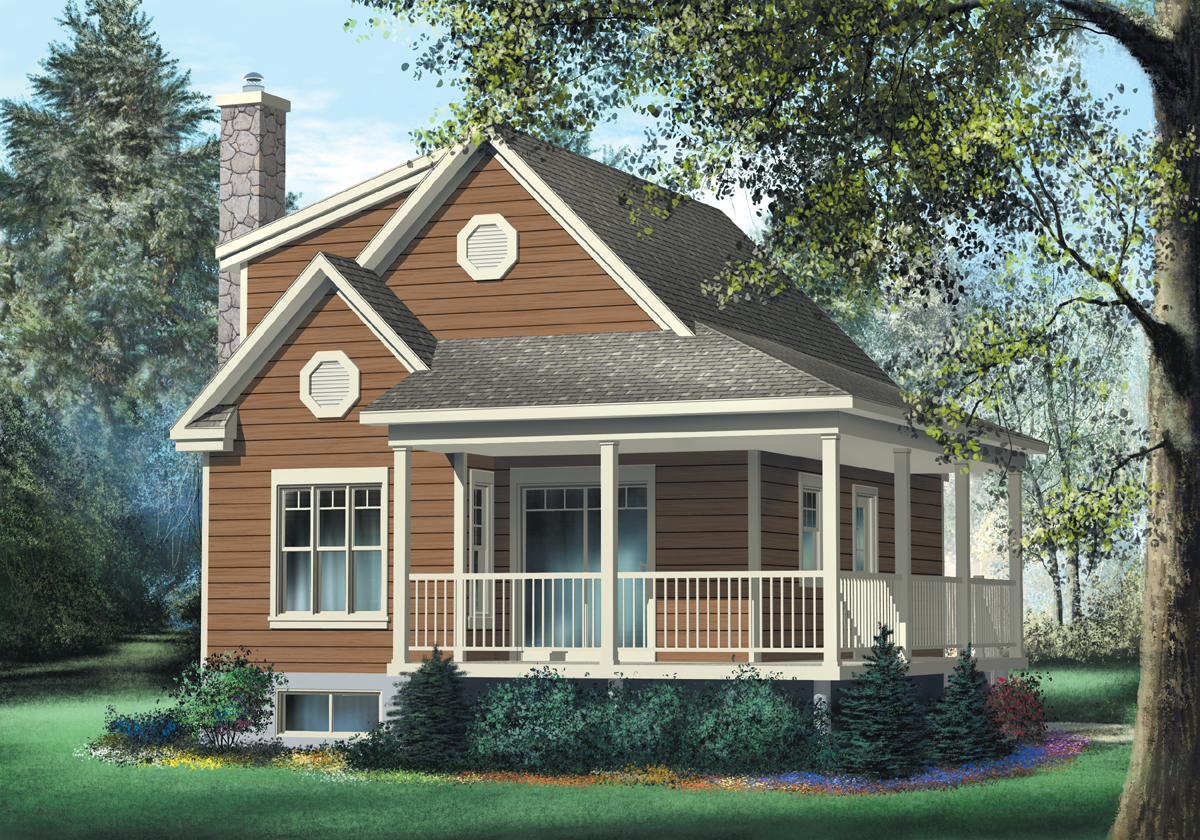 Cute Vacation Cottage - 80562PM