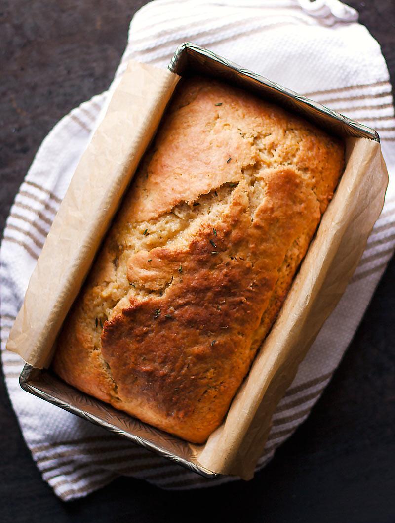 Orange Marmalade Buttermilk Toasting Bread from SoupAddict.com