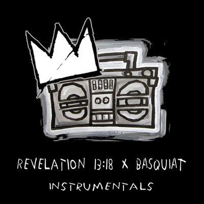 Revelation 1318 x Basquiat EP