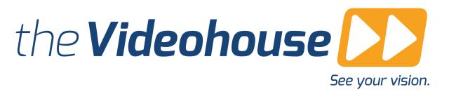 The Videohouse Logo
