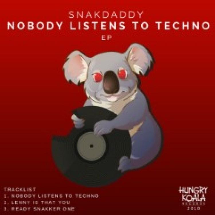 Nobody listens to Techno