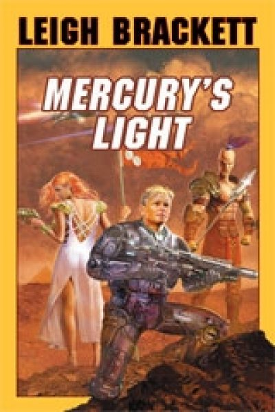 Image result for leigh brackett mercury