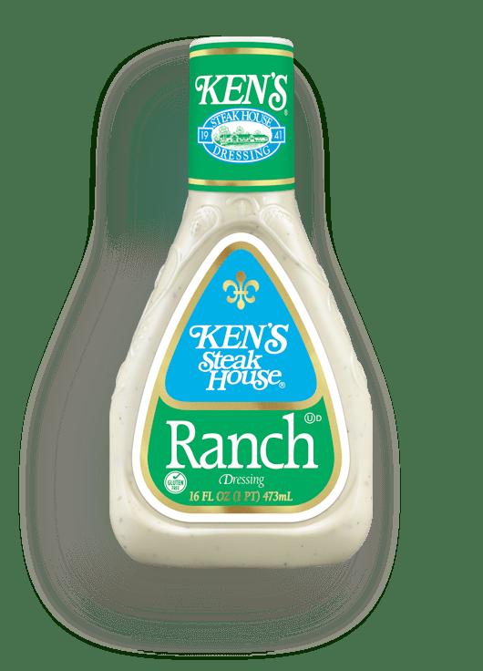 Dressing Kens Cups Ranch Light