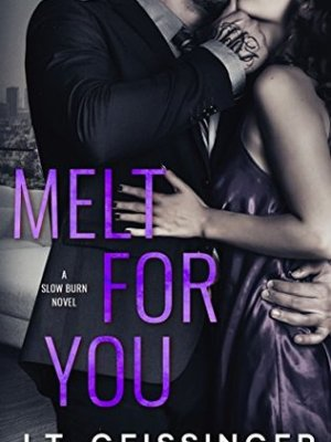 Blog Tour, Review & Teasers: Melt for You (Slow Burn #2) by J.T. Geissinger