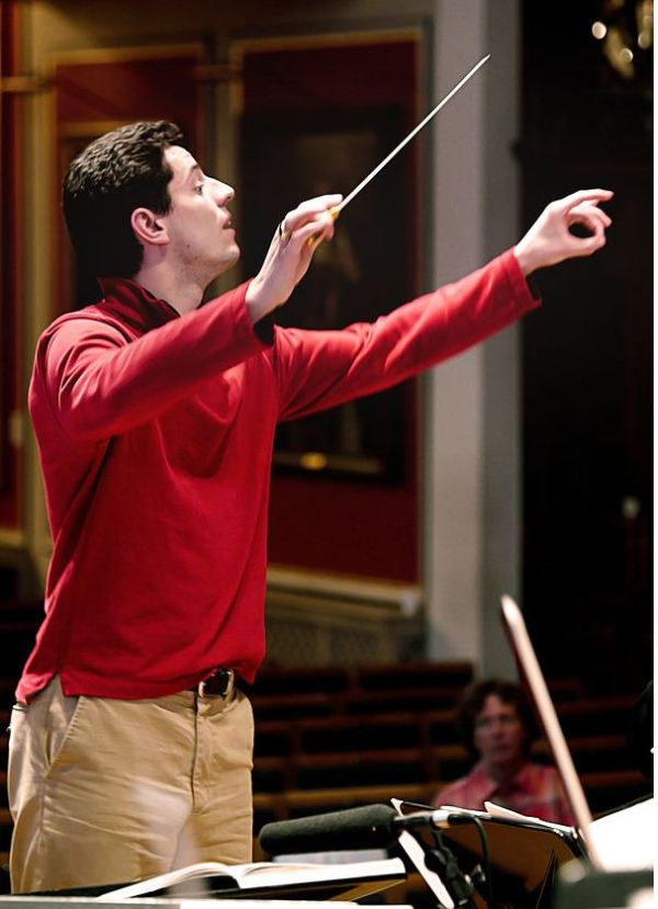Troy Quinn named new Juneau Symphony conductor