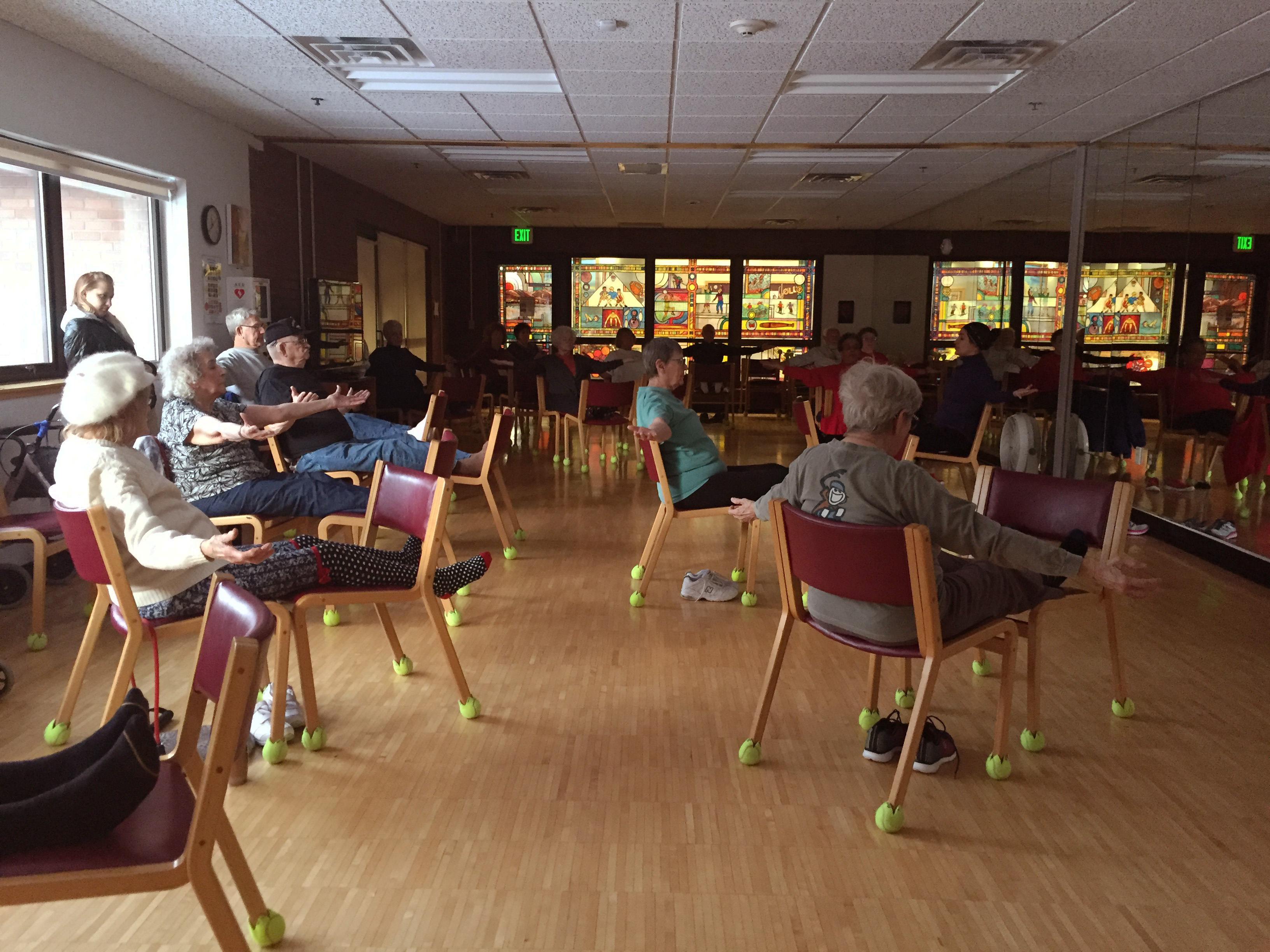 Preventing Problems With Exercise For Elders